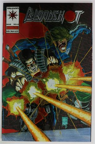 Bloodshot #0 VF 1994