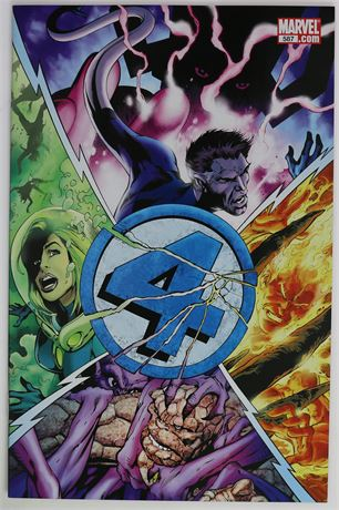 Fantastic Four #587 NM- 2011
