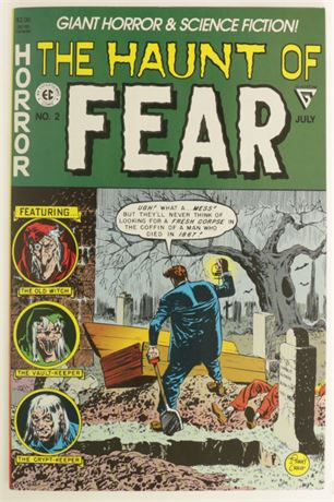 The Haunt of Fear #2 NM- 1991