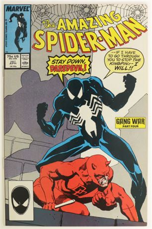 Amazing Spider-Man #287 VF+ 1987