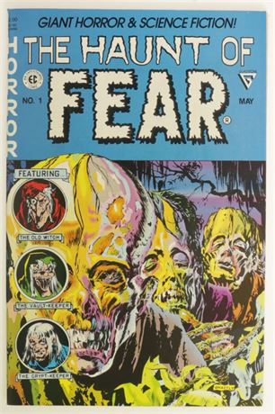 The Haunt of Fear #1 NM- 1991