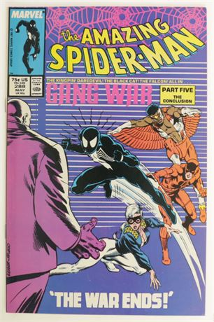 Amazing Spider-Man #288 VF- 1987