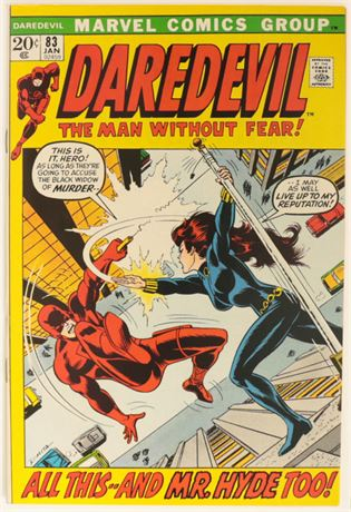 Daredevil #83 F/VF 1971