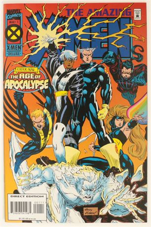 Amazing X-Men #1 VF/NM 1995