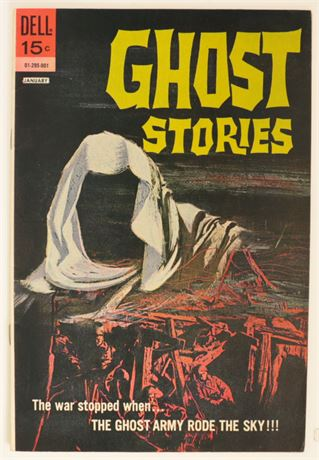 Ghost Stories #23 VF/NM 1970