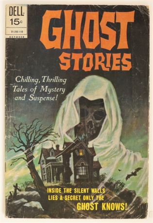 Ghost Stories #30 GD+ 1971