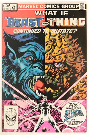 What If? #37 VF/NM 1983