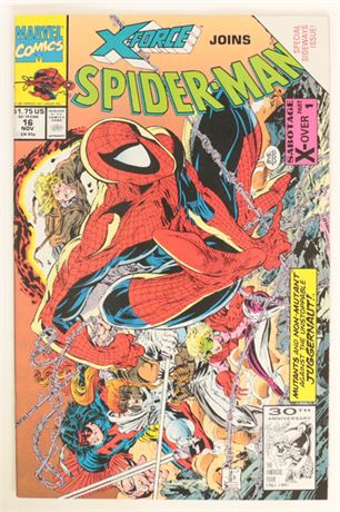 Spider-Man #16 VF/NM 1991