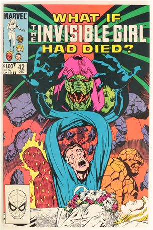 What If? #42 VF/NM 1983