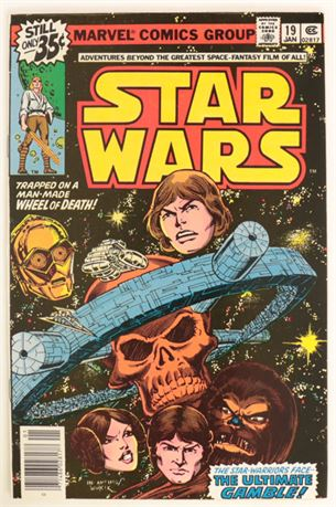 Star Wars #19 VF/NM 1979