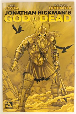 God is Dead #32 VF/NM 2015