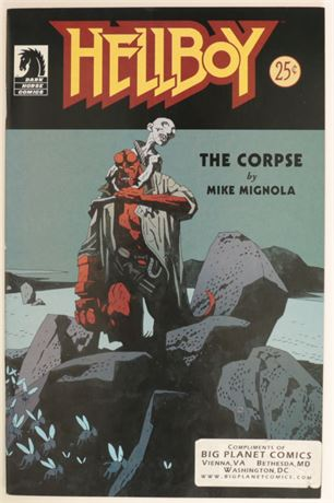 Hellboy: The Corpse 2004