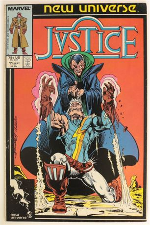 Justice #11 FN 1987