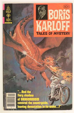 Boris Karloff Tales of Mystery #97 VF- 1980