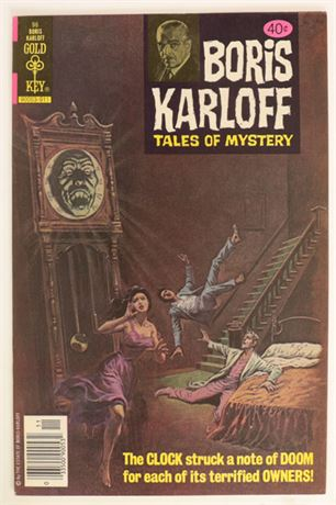 Boris Karloff Tales of Mystery #96 VF 1979