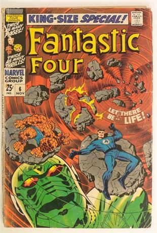 Fantastic Four Special #6 FR/GD 1968