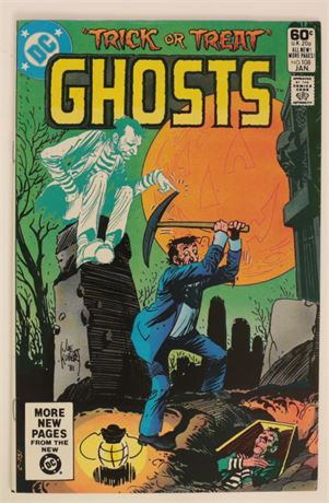 Ghosts #108 VF/NM 1982