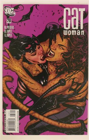 Catwoman #78 NM 2008
