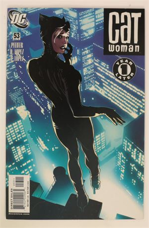 Catwoman #53 VF/NM 2066