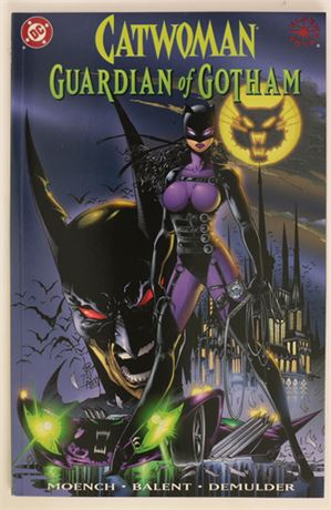 Catwoman: Guardian of Gotham #1 VF+ 1999