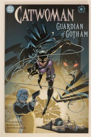 Catwoman: Guardian of Gotham #2 NM 1999