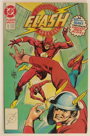 Flash Special #1 NM- 1990