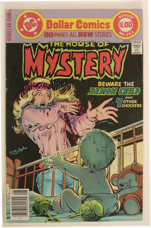 House of Mystery #253 VG- 1977