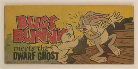 Bugs Bunny Giveaway B4 F/VF 1949