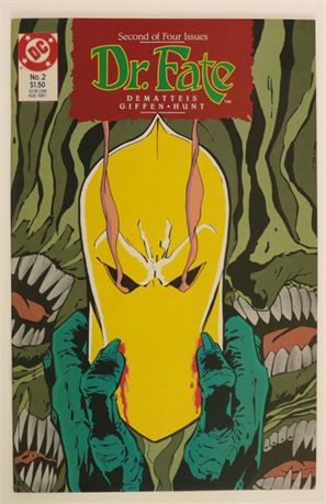 Doctor Fate #2 VF/NM 1987