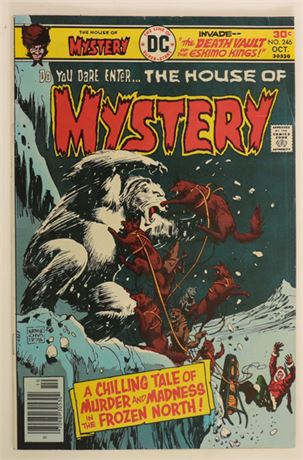 House of Mystery #246 VG 1976