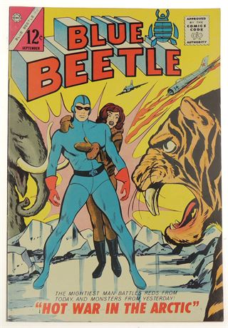 Blue Beetle Vol 2 #2 VF 1964