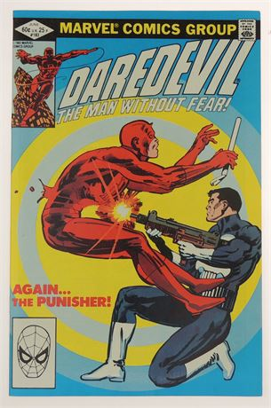 Daredevil #183 NM- 1982