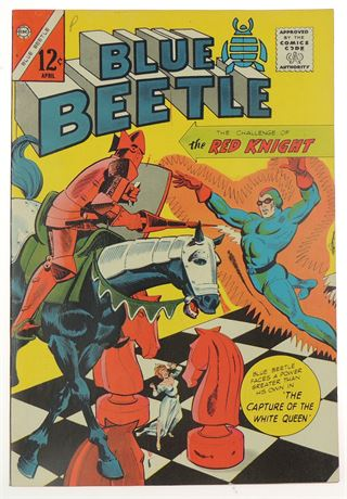 Blue Beetle Vol 2 #5 VF 1965