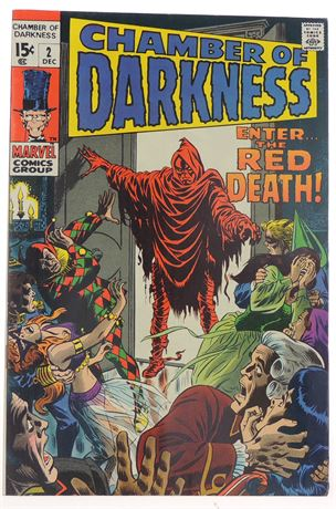 Chamber of Darkness #2 FN 1969