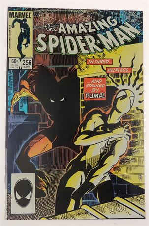 Amazing Spider-Man #256 NM- 1984
