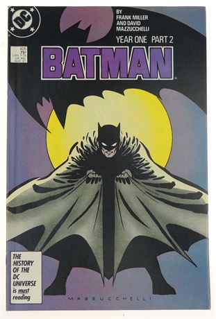 Batman #405 NM- 1987