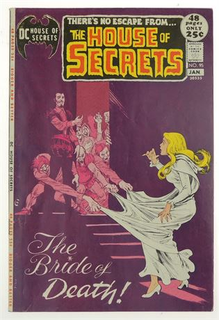 House of Secrets #95 F/VF 1971